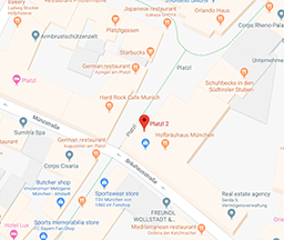 Multiconnect auf Google Maps